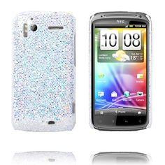 Victoria (Sølv) HTC Sensation Deksel
