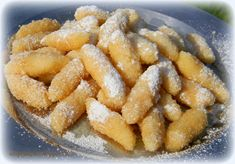 Sweet Dishes Recipes, Sweet Desserts, Meat Recipes, Cooking Recipes, Healthy Recipes, Slovak Recipes, Sweet Cooking, Middle Eastern Recipes, Holiday Recipes