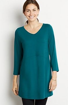 Wearever seamed tunic