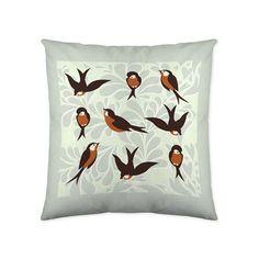 Time4Dreams Oronetes Square Pillowcase