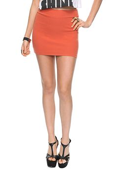Forever 21 is the authority on fashion & the go-to retailer for the latest trends, styles & the hottest deals. Shop dresses, tops, tees, leggings & more! Cute Skirts, Mini Skirts, Shop Forever, Forever 21, Cheap Blouses, Tie Blouse, Knit Skirt, New Outfits, Latest Trends