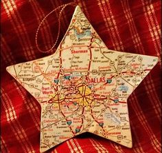 10 Texas Christmas Ornaments from Etsy You May or May Not Want on Your Tree