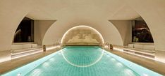 From An Austrian Bank To An International Luxury Hotel: The Park Hyatt Vienna Hotel Swimming Pool, Luxury Swimming Pools, Mini Bars, Spa Hotel, Hotel Pool, Most Luxurious Hotels, Best Hotels, Caves, Langer Pool
