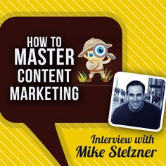 This episode of The Social Scoop Podcast features an interview with Mike Stelzner, the mastermind behind every social media marketer's favorite website for high quality tutorial-based content, Social Media Examiner. #mikestelzner