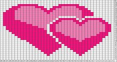 Tricksy Knitter Charts: Heart 3 by michelle.combs