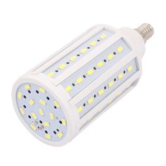 AC85-265V 20W 5730SMD LED E14 Energy Saving Corn Light Bulb Lamp Pure White