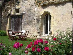 Troglodyte de l'Ermitage - Amboise - Maisons à louer à Lussault-sur-Loire, Centre, France