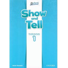 Show and Tell 1 Teacher's Book