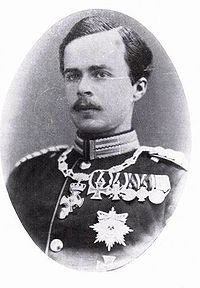William V, Prince of Wied (German: Wilhelm Adolph Maximilian Karl Fürst von Wied; 1845–1907) was a German officer  politician. He was the father of William, Prince of Albania  brother of Queen Elisabeth of Romania. William was the second child  first son of Hermann, Prince of Wied (1814–1864). Politically, William was a supporter of colonial policy. Between 1891  1892 he was chairman of the German anti-slavery committees. This funded include expeditions to unexplored areas in Africa.