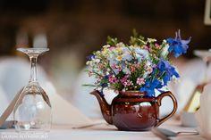 Wild flower wedding arrangement Northern Ireland
