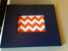 AU colors with cork board to pin your football pictures. 25.00
