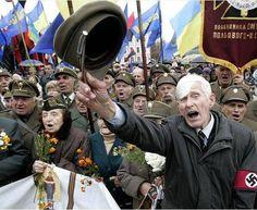 УПА Западная Украина 2012 г