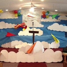 Fordland Free Will Baptist Sky VBS 2012