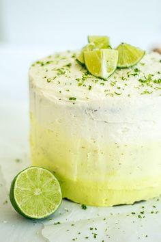 Coconut Lime Curd Törtchen