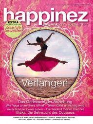 """Happinez 4/2011 """"Verlangen"""""""