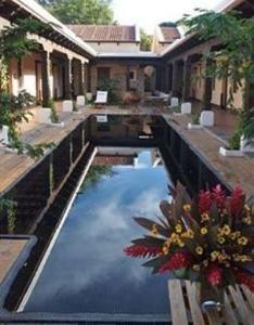 Porta Hotel Antigua, Antigua Guatemala, Guatemala - I have swam in this pool!!