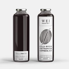 Designs | Vietnamese Cold Brew Coffee Design - Modern, Urban, Sleek! | Product label Wettbewerb
