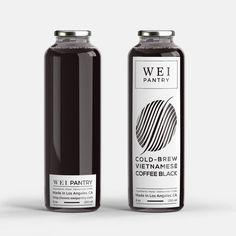 Designs | Vietnamese Cold Brew Coffee Design - Modern, Urban, Sleek! | Product label Wettbewerb