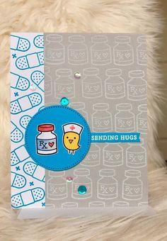 Get well soon card sending hugs card greeting cards