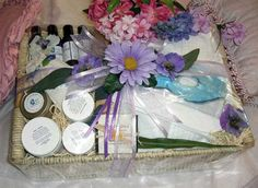 **SPA GIFT BASKETS & MUCH MORE!!**  Google Image Result for http://www.blissfulbalance.com/files/weekend_spa_retreat_gift_baskets_2c.JPG