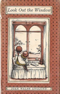 Illustration by Joan Walsh Anglund. This is another children's book that was one of my favorites. Grandma used to read this one to me when I was little, too.