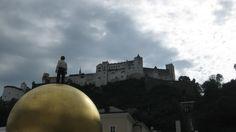 Salzburg. Austria. Mozart's city!! Perfect environment like a fairy tail!