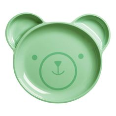 Teller Bär Rice Baby- Große Auswahl an Design auf Smallable, dem Family Concept Store – Über 600 Marken.
