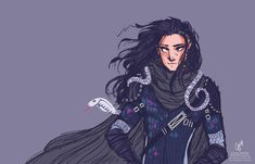 Critical Role Fan Art Gallery – The Turning Tides   Geek and Sundry