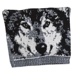 Wolf Square Hat