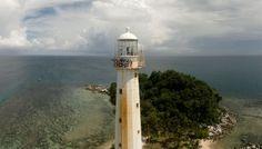Indahnya Pulau Belitung Dilihat dari Udara