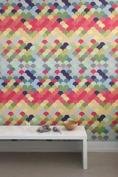 Blik Fishwall ~ Pattern Wall Tiles