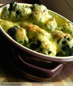 Tepsis brokkoli | Vegetarian Recipes, Cooking Recipes, Healthy Recipes, Healthy Food, Good Food, Yummy Food, Food 52, Winter Food, Food Porn