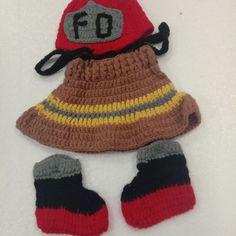 9dd354b5dc2 New Photography Photo Prop Hat Cap Set Outfit Newborn Baby Crochet Knit  Costume  fashion
