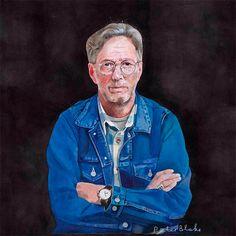 El próximo 20 de mayo se pone a la venta el nuevo trabajo de Eric Clapton