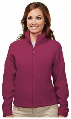 Tri-Mountain Women s Windsor Micro-Fleece Jacket Casual Coats For Women,  Jackets For 65d39b15847b