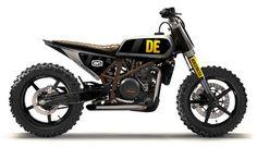 KTM 690 Duke scrambler ~ Grease n Gasoline | Cars | Motorcycles | Gadgets | Scoop.it
