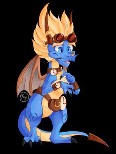 Spyro The Dragon, Sonic The Hedgehog, Gaming, Aesthetics, Cute, Fictional Characters, Furry Art, Dragons, Drawing S