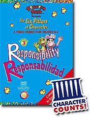 respect lesson plan the six pillars of character character  responsibility lesson plan the six pillars of character character counts popcorn park