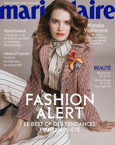 La Dispute, Natalia Vodianova, Marie Claire, Culture, Bambi, Magazine Covers, Belgium, Fashion Styles