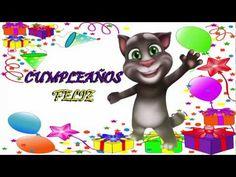 MÚSICA de CUMPLEAÑOS FELIZ Niños INFANTIL FELICITACIÓN DIVERTIDA Animado GRACIOSO cancion - YouTube