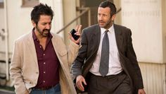 'Get Shorty': TV Review  Epix launches its best series yet with this charming addictive adaptation of the Elmore Leonard novel and 1995 film 'Get Shorty.'  read more