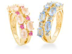 Haiko rings by Luxenter