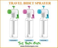 The Bum Gun Bidet Sprayer Company Is Excited To Introduce A BRAND NEW  Product To The