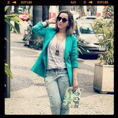 Tem look fresquinho no blog com @sejamesclado e @sweetacessorios, vem ver: www.fashionflats.com.br #ootd #dujour #dodia #lookdodia #fashionblogger #blogueirascariocas #blogger #itblog