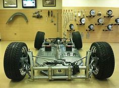 Dream chassis from Airkweld