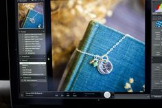 Lisa Leonard jewelry photo shoot - fun new pieces coming very soon to dayspring.com!