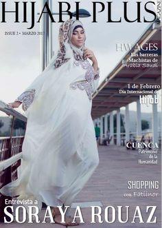 Hijabi Plus Magazine. Issue 2. Marzo de 2017