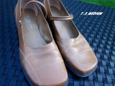 Vtg Womans Franco Sarto Shoe Mary Jane by 9DollarVintagePlace