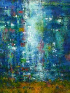 "Saatchi Art Artist Monica Shelton; Painting, ""22028 Natures Choreography"" #art"