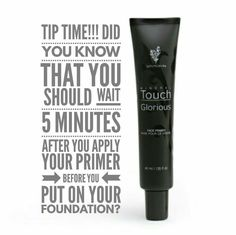 Tip Time - Primer https://www.youniqueproducts.com/CallieMcFadyen